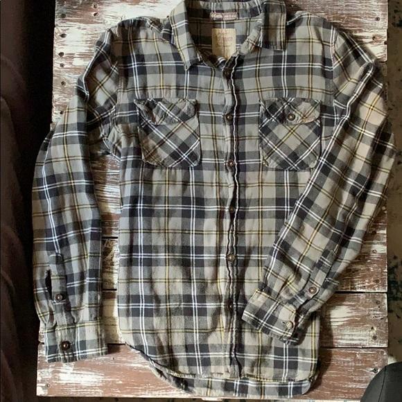 c01532b80e967 Men's Vintage 90s Grunge Flannel